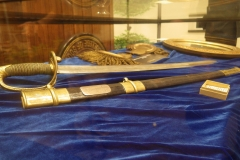 Sword on display 2